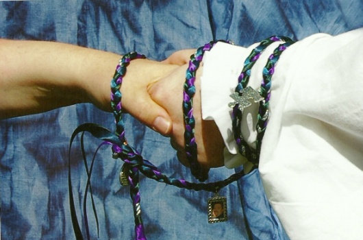 handfasting picture